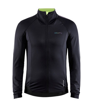 Craft Craft ADV Softshell Black Jacket Men
