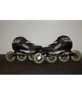 Bont 2e hands maat 40, Bont Jet - Maple Gold Set, incl. 4x100mm wielen