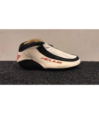 Evo Skate 2e Hands Evo Helium Witte Schaatsschoen, Maat 40 - Normale Leest