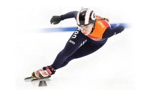 Shorttrack schaatsen