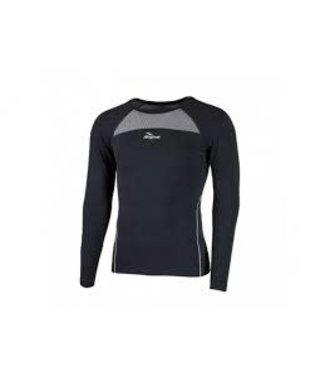 Rogelli Rogelli Core 2-Pack Long Sleeve Ondershirt