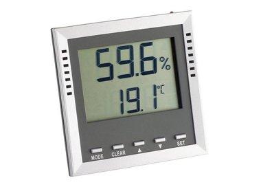 hygrometers met alarm
