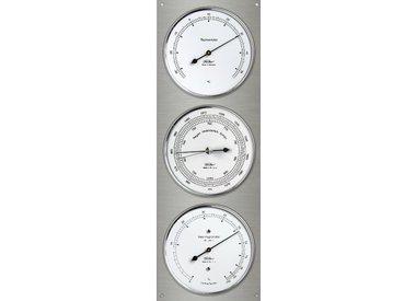 Hygrometers met thermometer en barometer