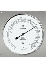 Fischer 009 Polymeter met hygrometer en thermometer, dauwpunt, dampdruk, etc!