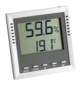 TFA 003 Hygrometer met thermometer, alarm, en dauwpuntmeting