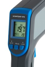 TFA 024 Handheld infrarood oppervlakte-thermometer met vochtsensor