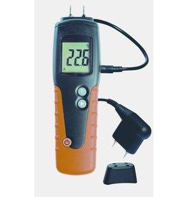 TFA 029 Vochtmeter  gekalibreerd voor 150 houtsoorten