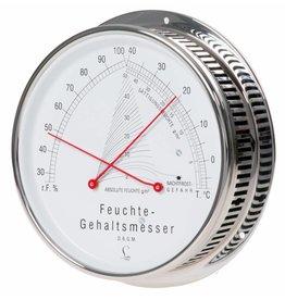 Lufft 003 Hygrometer en thermometer, geeft condensatiepunt aan, stijlvol
