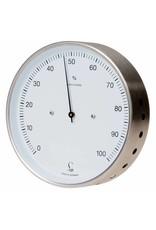 Lufft 006 Hygrometer met Durotherm® element, roestvrij stalen behuizing