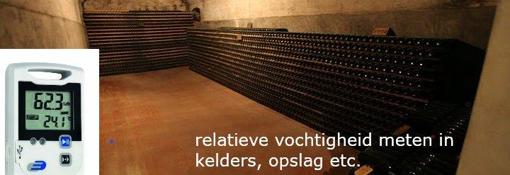 Hygrometer-shop.nl - meten kelders, opslagruimten, magazijn