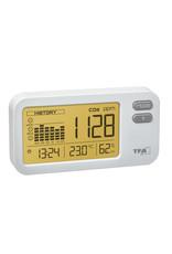 TFA 040 CO2-, thermo- en hygrometer met 24 uur-grafiek