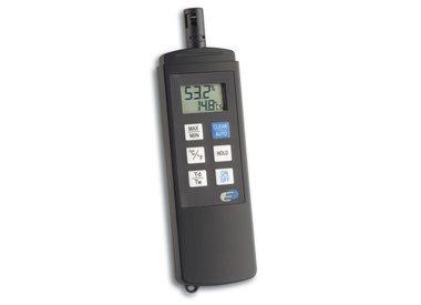 Handheld hygrometers