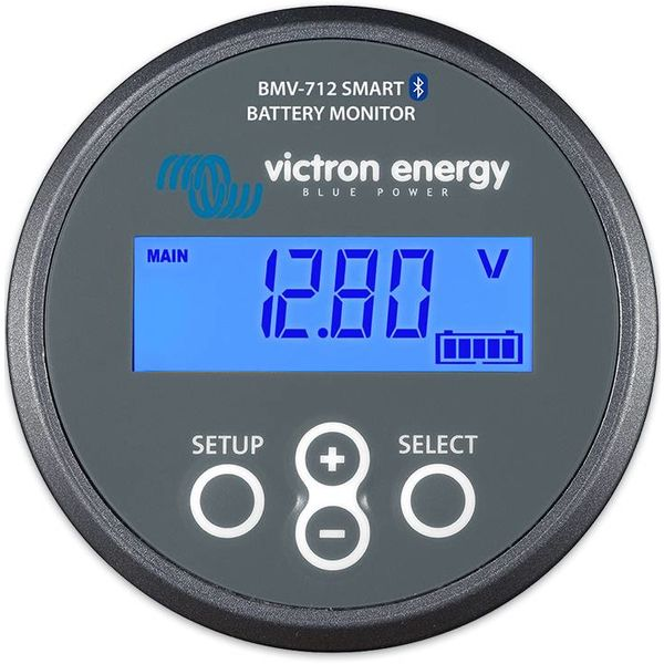 Battery Monitor BMV-712 Smart - with built-in Bluetooth