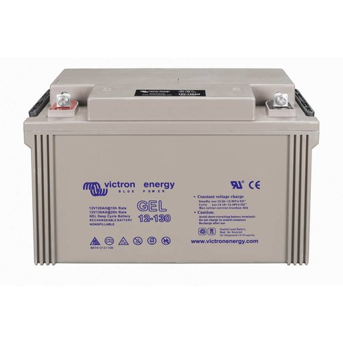 Victron Energy Gel Deep Cycle Battery 12V/220Ah