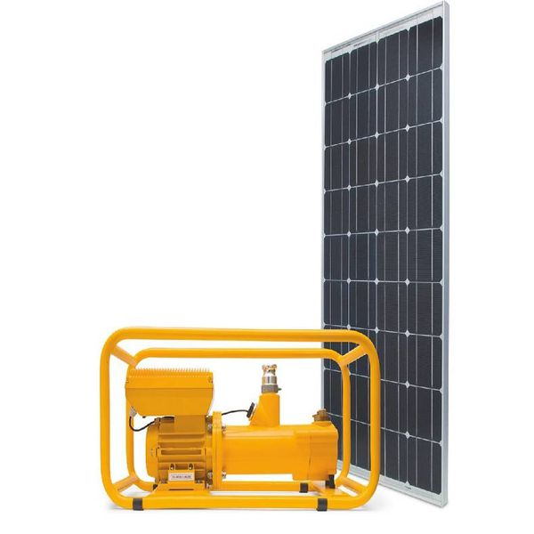 DC Solar-Water-Pump