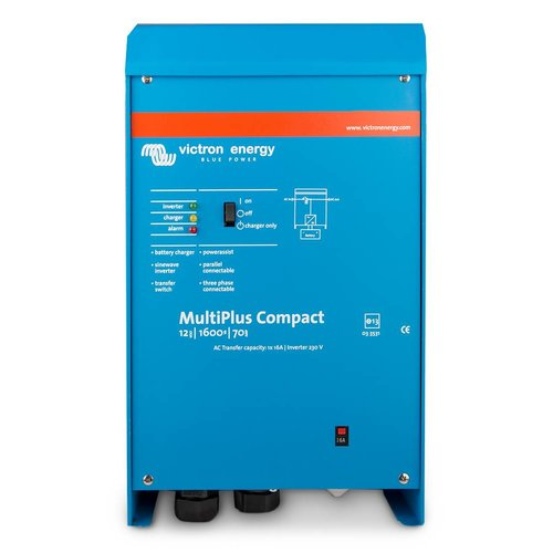 Victron Energy Victron Energy MultiPlus Compact 12/1600/70-16 230V - Wechselrichter / Ladegerät