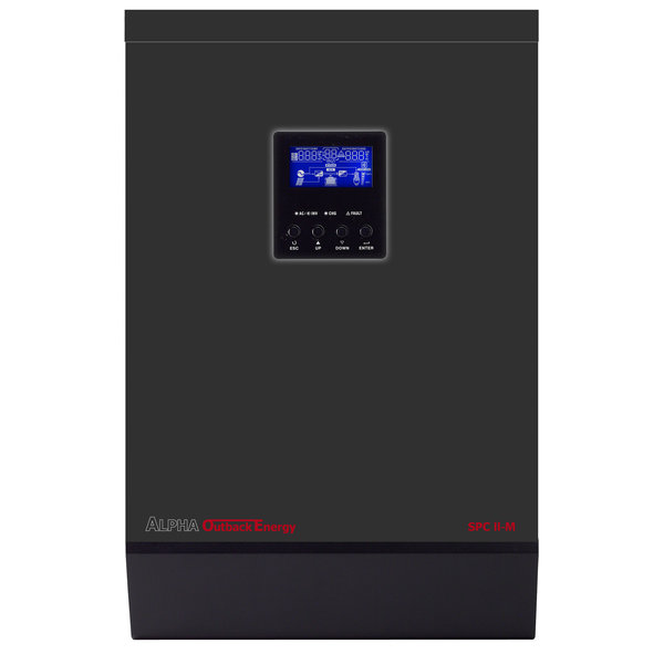 Stackable All-in-one Hybrid Off-Grid Inverter SPC II-M 5000-48