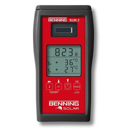 Benning Benning SUN 2 (050420) Insolation and Temperature Measuring Device