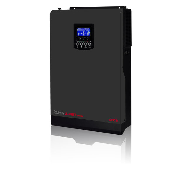 SPC II-M 5000-48  - Stackable All-in-one Hybrid Off-Grid Inverter