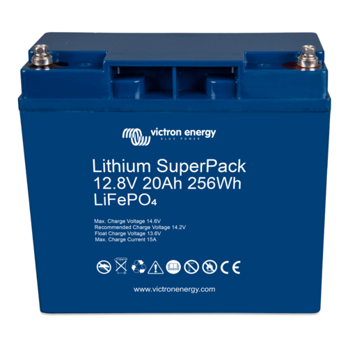 Victron Energy Victron Energy Lithium SuperPack 12,8V/20Ah