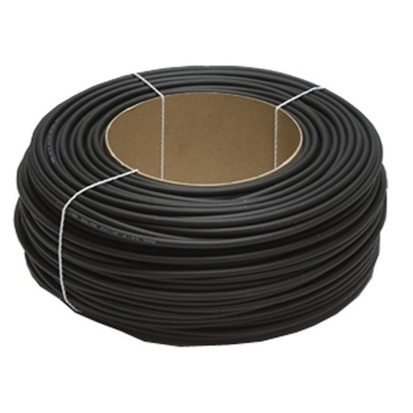 Solar Cable 6,0 DB EN 50618 H1Z2Z2-K 6mm² 100m Black - Direct burial