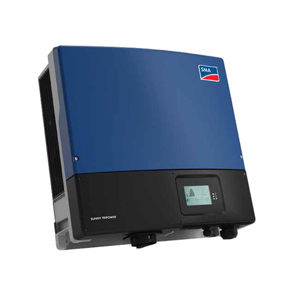 Sunny Tripower 20000TL - three-phase solar inverter with display