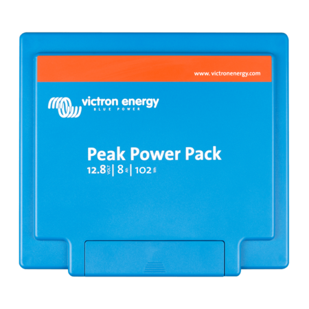 Victron Energy Victron Energy Peak Power Pack 12,8V/8Ah 102Wh - Lithium-Ionen Batterie-Pack