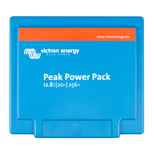 Victron Energy Victron Energy Peak Power Pack 12,8V/20Ah 256Wh - Lithium-Ionen Batterie-Pack