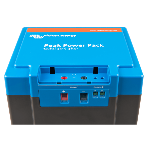 Peak Power Pack 12,8V/30Ah 384Wh -  Lithium-Ion Battery Pack