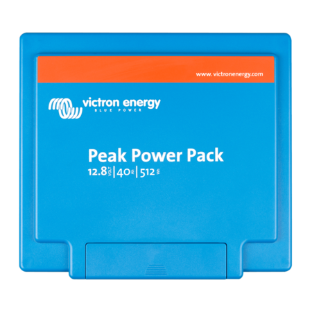 Victron Energy Victron Energy Peak Power Pack 12,8V/40Ah 512Wh -  Lithium-Ion Battery Pack