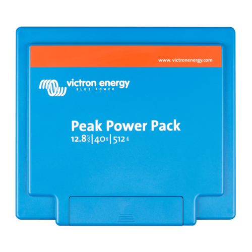 Victron Energy Victron Energy Peak Power Pack 12,8V/40Ah 512Wh - Lithium-Ionen Batterie-Pack