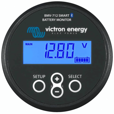 Victron Energy Victron Energy BMV-712 BLACK Smart - Battery Monitor with Bluetooth