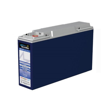 Outback Power OutBack Power NorthStar NSB210FT BLUE+ 12V 200Ah - Pure Lead Carbon Battery