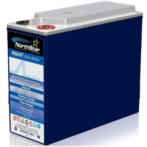 Outback Power OutBack Power NorthStar NSB40FT BLUE+ 12V 37Ah - Pure Lead Carbon Battery