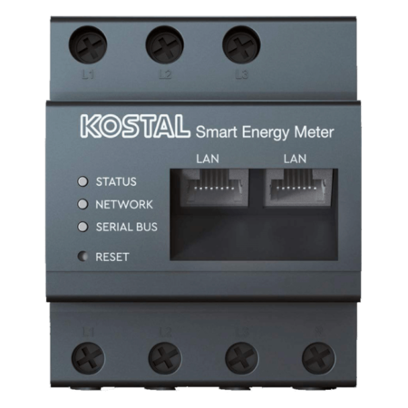 Kostal Smart Energy Meter 3-phase 63A energy measuring