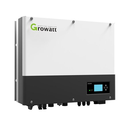 Growatt Growatt 1PH Hybrid Inverter SPH4000