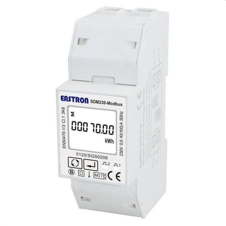 Growatt Growatt Smart Meter SPM (1PH) - Energy meter for PV- and Batterysystems