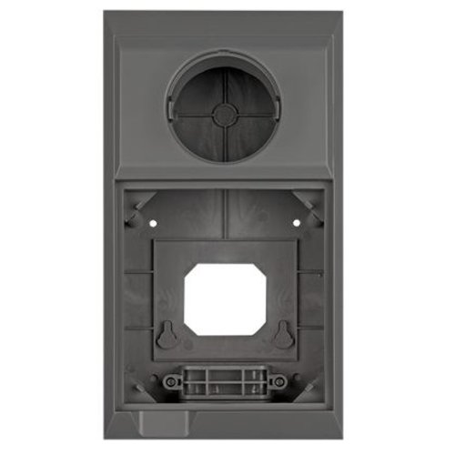 Victron Energy Wall mount enclosure for Color Control GX and four more units