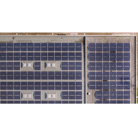 Q CELLS Q.FLAT-G5 - Mounting Solution for solar modules on flat roofs