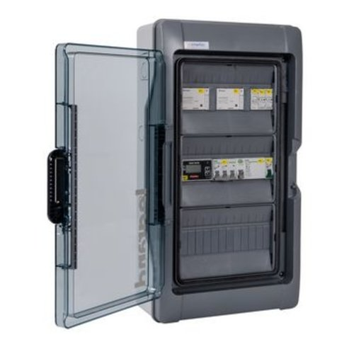 enwitec Enwitec - Switchover box for Fronius energy package system - 20KW - all-pole