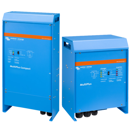 Victron Energy Victron Energy MultiPlus Compact 12/1200/50-16 230V VE.Bus Wechselrichter
