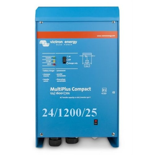 Victron Energy Victron Energy MultiPlus Compact 24/1200/25-16 230V VE.Bus Inverter/Charger