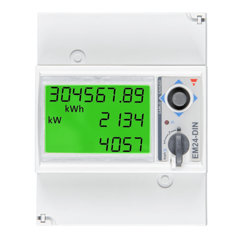 Victron Energy Victron Energy - Energy Meter EM24 - Energiezähler 3 Phasen - Ethernet-Verbindung