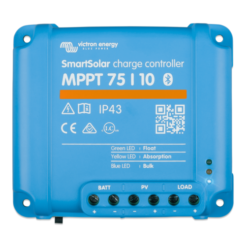 Victron Energy SPECIAL SALE: Victron Energy SmartSolar MPPT  75/10, 75/15 & 100/15 - Solar charge controller