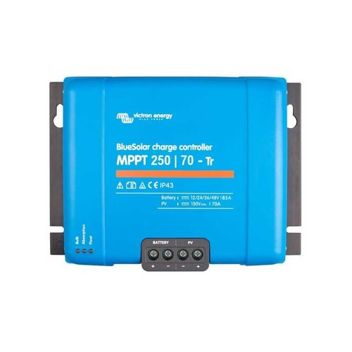 Victron Energy Victron Energy BlueSolar MPPT 250/70 - Solar charge controller