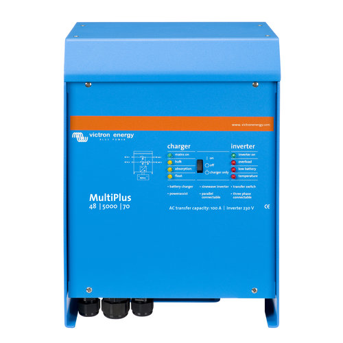 Victron Energy Victron Energy MultiPlus 48V from 500VA to 5000VA Inverter and Charger
