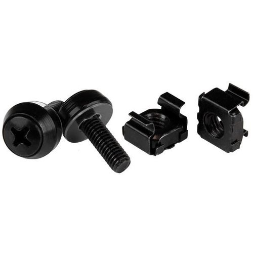 """inutec Inutec M6 cage nut set for 19 """"assembly"""