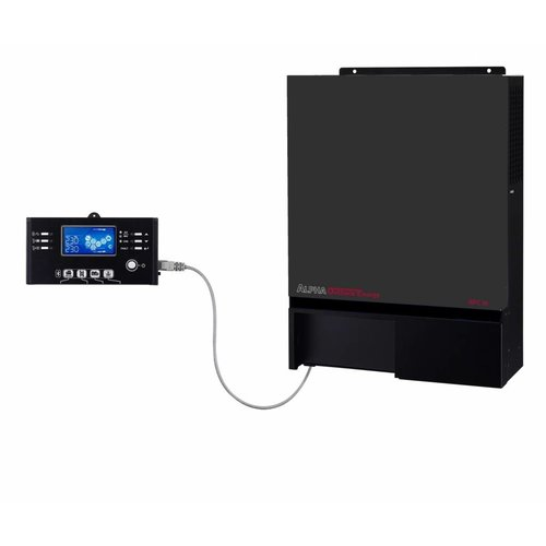 Outback Power SPECIAL OFFER Outback Power SPC III 3000 W All-in-one Hybrid Off-Grid Inverter used
