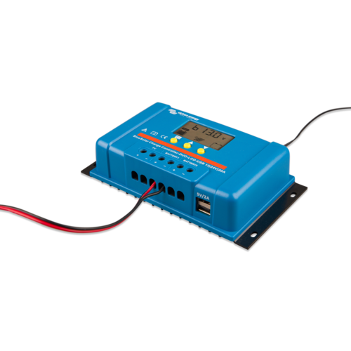 Victron Energy Victron Energy BlueSolar PWM Charge Controller  (DUO) LCD&USB 12/24V-20A