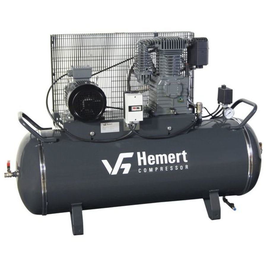 Zuigercompressor HST600-200